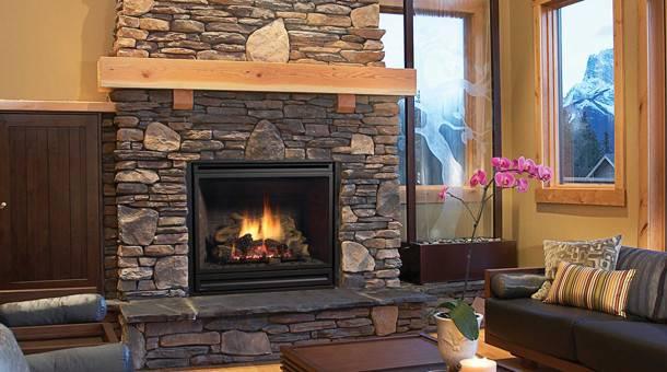 Regency Bellavista Xte Large Gas Fireplace Leisure