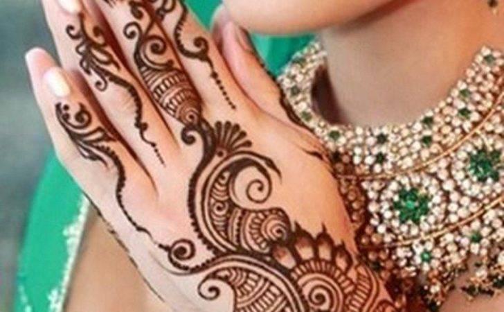 Related Beautiful Mehndi Designs Wedding Eid Views