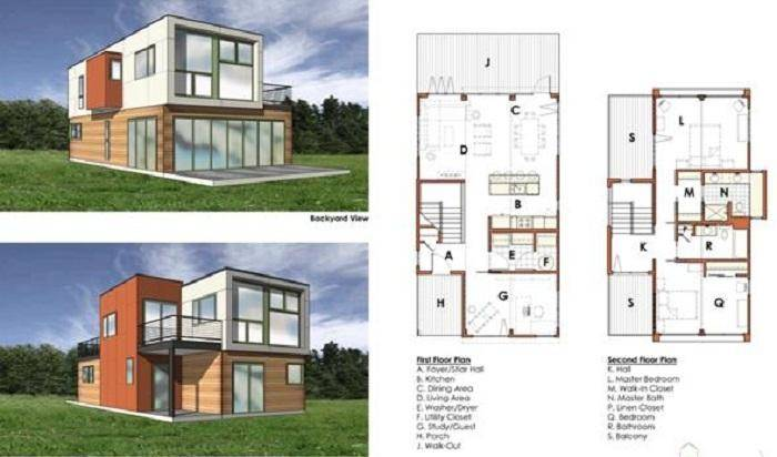 Related Shipping Container Home Plans
