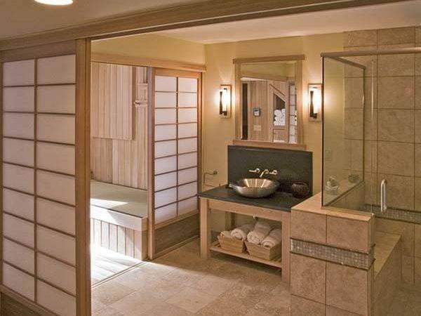 Relaxing Japanese Bathroom Ideas Bathroomist Interior
