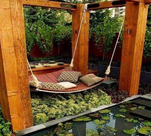 Relaxing Outdoor Hanging Beds Your Home Digsdigs