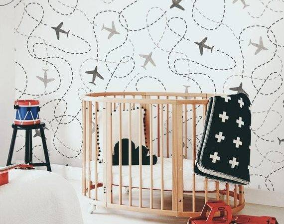 Removable Kids Wall Mural Nursery Baby