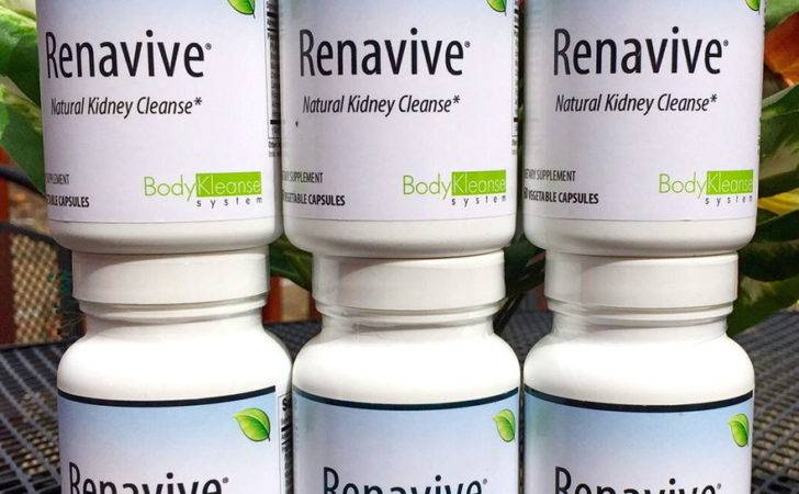 Renavive All Natural Kidney Stone Treatment Ebay