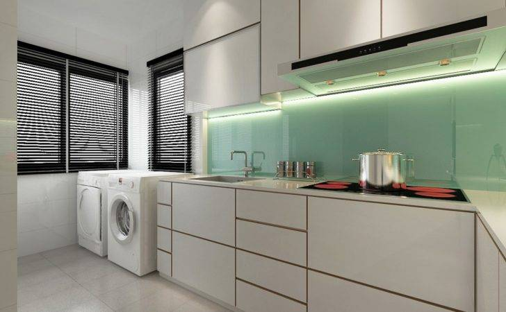 Renovate Arrange Survive Small Kitchen Possible