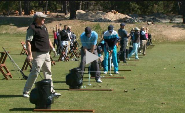 Renowned Golf Course Designer Visits Cny Robert Trent Jones