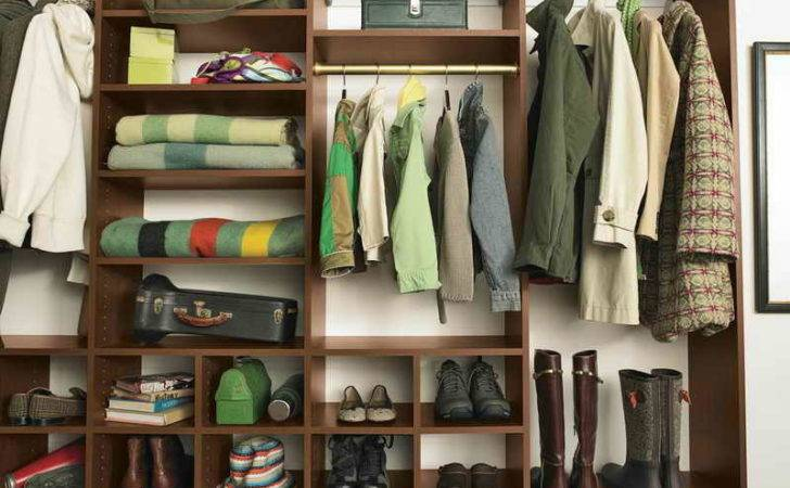 Repair Organize Small Closet