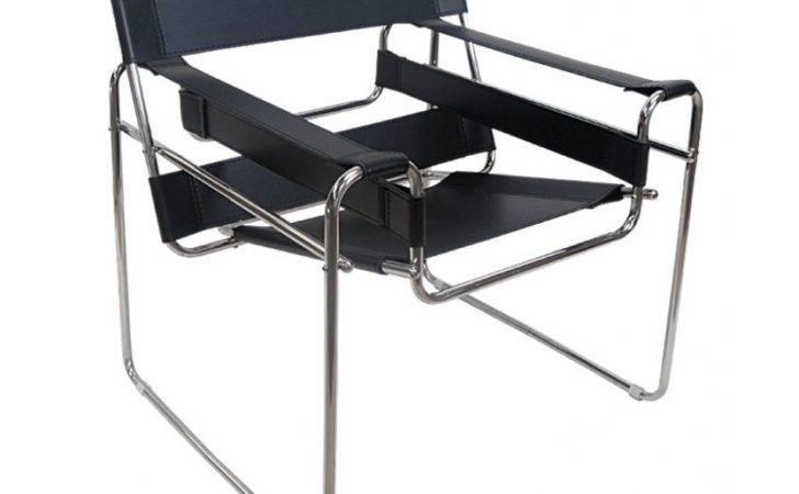 Replica Wassily Chair Black Zuca Homeware Chairs