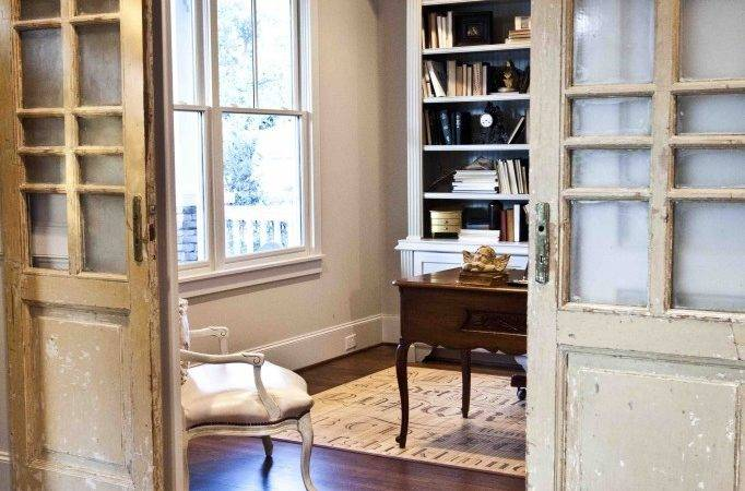 Repurposed Doors Project Turn Old Antique Into Sliding