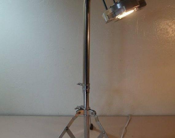 Repurposed Industrial Lighting Reclaimed