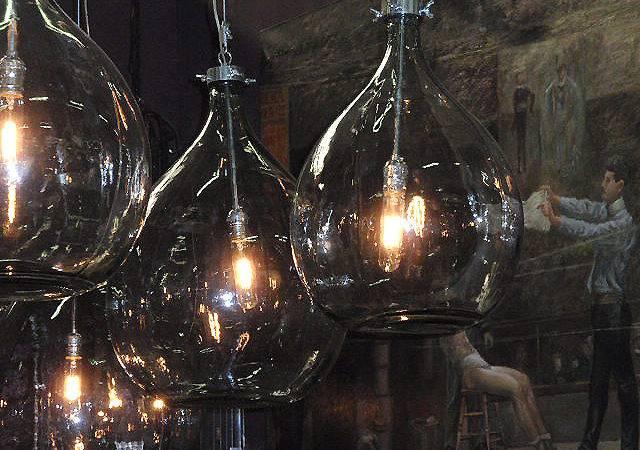 Repurposed Industrial Lighting These Lights Look