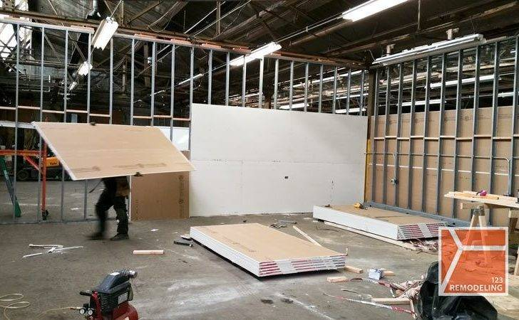 Repurposing Warehouse Office Space All Remodeling