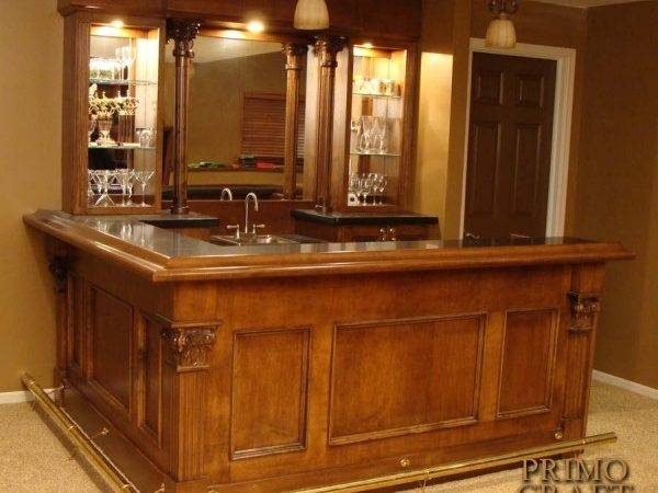 Residential Bars Arsbilliards