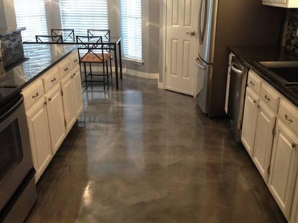 Residential Epoxy Flooring Technology Houston
