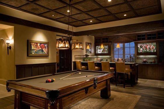 Residential Sports Bar Nest Pinterest