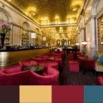 Restaurant Designinvogue Interior Design Color Schemes