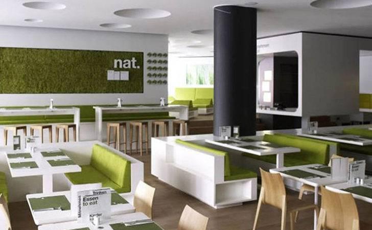 Restaurant Interior Design Color Scheme