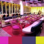 Restaurant Interior Design Color Schemes Designs