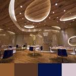 Restaurant Interior Design Color Schemes Stunning