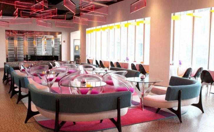 Restaurant Interior Design Color Schemes