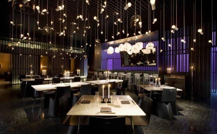 Restaurant Interior Design Europe Contemporary Asian
