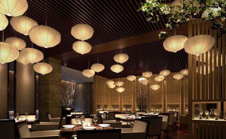 Restaurant Interior Design Ideas Lobby