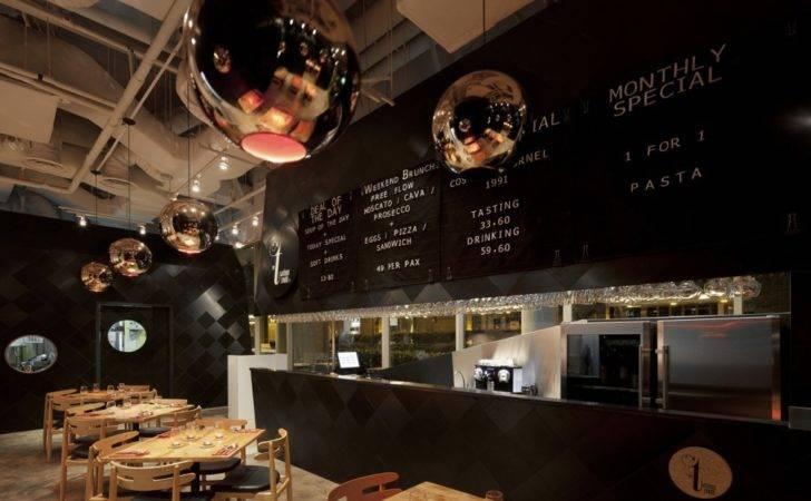 Restaurant Interior Design Ideas Retro