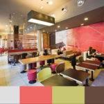 Restaurant Interior Photos Color Scheme