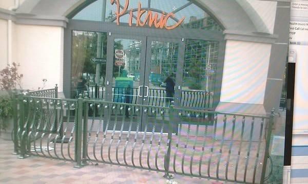 Restaurant Outdoor Fencing Yelp