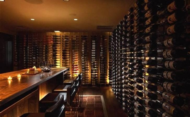 Restaurant Wine Room Hospitality Interior Design Conrad Hotel Miami