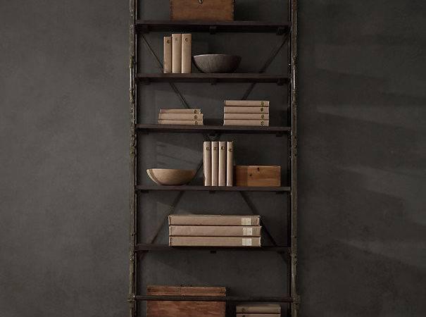Restoration Hardware French Bookcases Every Style Popsugar