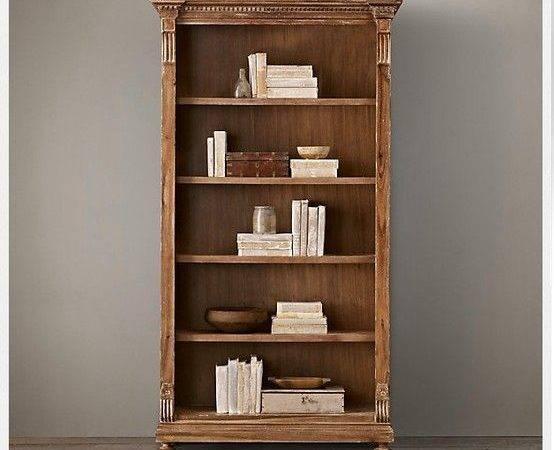 Restoration Hardware James Bookcase Interiors Pinterest