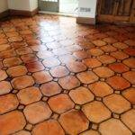 Restoring Miss Matched Terracotta Tiles Paxford