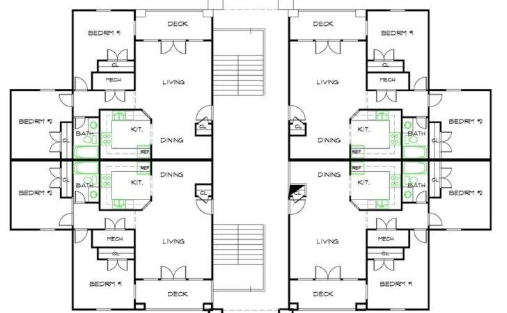 Result Apartment Floor Plans Two Bedroom Units
