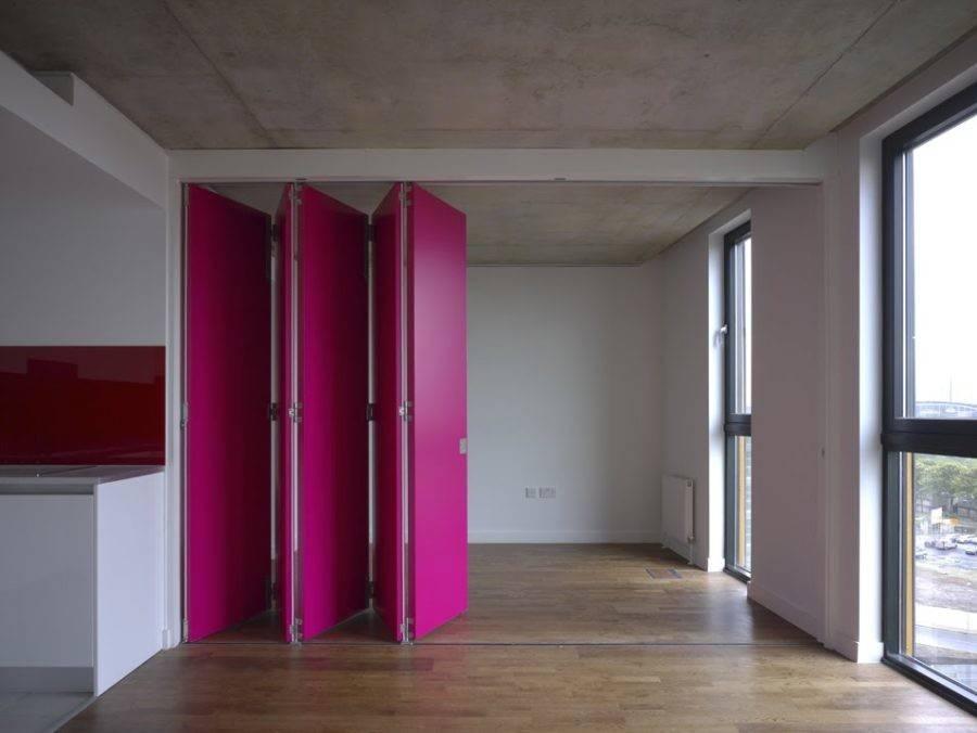 Retractable Walls Flexible Living