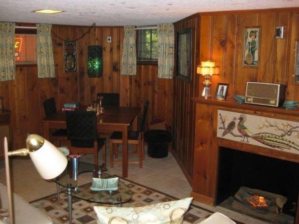 Retro Basement Ideas Mid Century Rumpus Room Aka Man