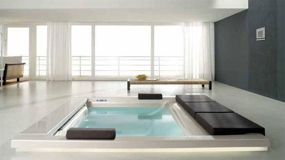 Retro Bathroom Design Italian Designer Bathrooms