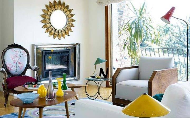 Retro Interior Designer Teresa Abaitua Ideas Home Garden Bedroom
