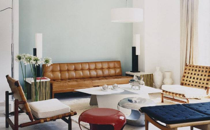 Retro Living Room Love Interiors