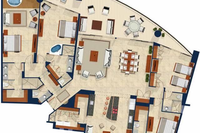 Rise Apartment Floor Plans House Designs Luxury