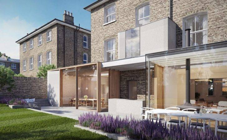 Rising Stars Reveal North London House Extension Plans