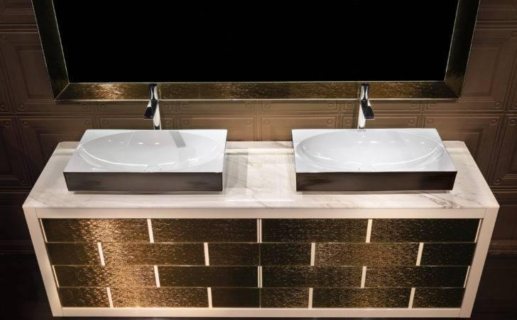 Ritz Luxury Italian Bathroom Vanity