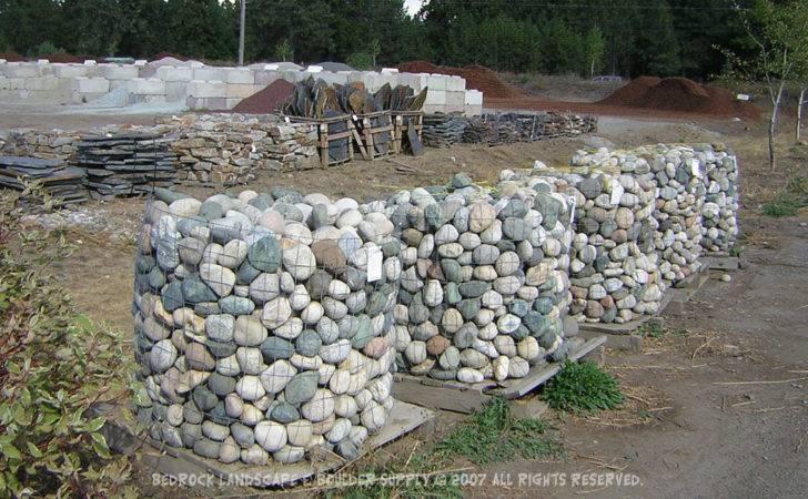 River Rock Landscaping Design Tips Pin Pinterest