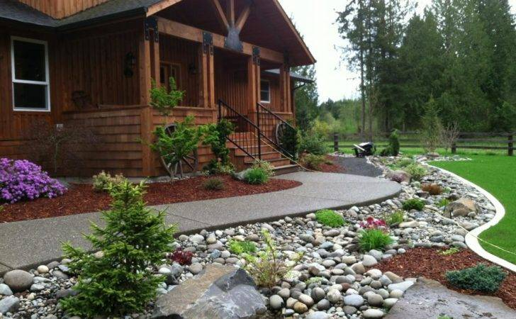 River Rock Landscaping Your Natural Exterior