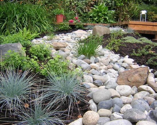 River Rock Siding Home Design Ideas Remodel Decor