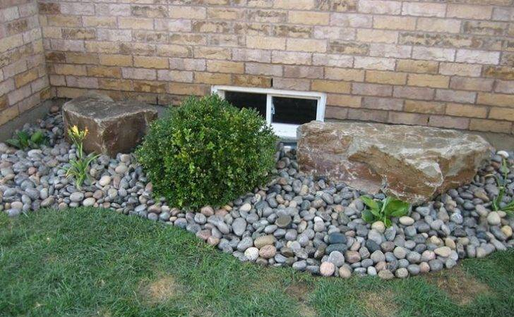 River Stone Landscaping Ideas Rock