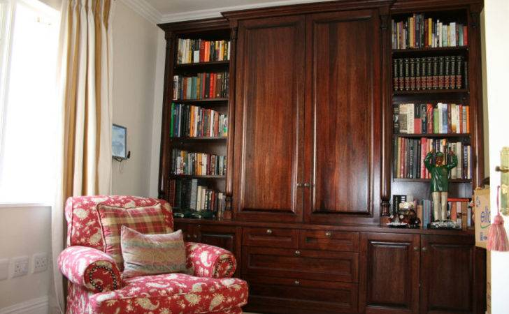 River Woods Cabinetry Study Cupboard Built Cupboards