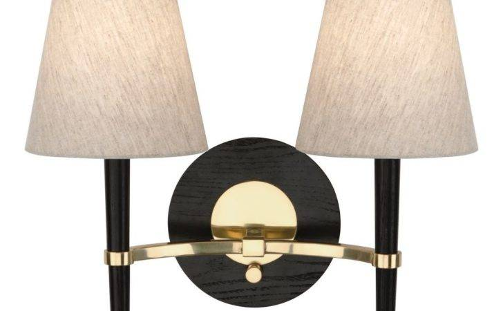 Robert Abbey Lighting Jonathan Adler Ventana Sconce
