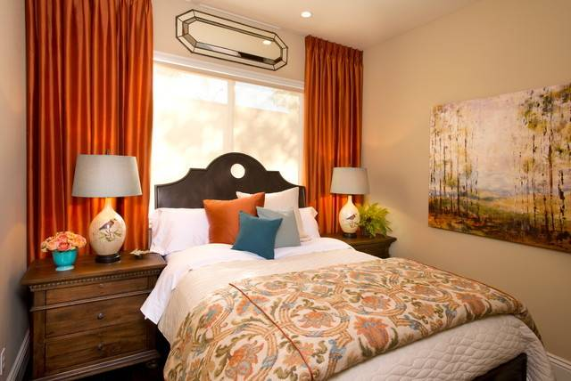 Robeson Design Guest Bedroom Ideas Traditional San Diego
