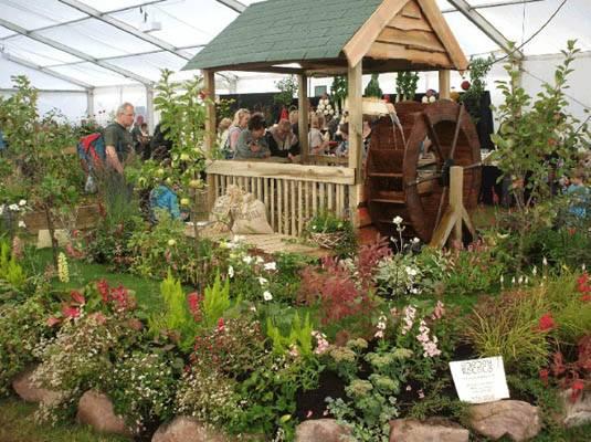 Rococo Plants Gardens Landscape Garden Design Scotland