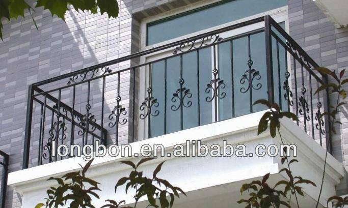 Rod Iron Balcony Railings Designs